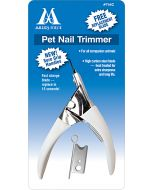 Pet Nail Trimmer, Guillotine Style
