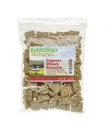 RABBITSNAX ORGANIC WHEAT BISCUIT 1/4 LB.