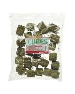 Alfalfa Hay Cubes 1.5lb bag