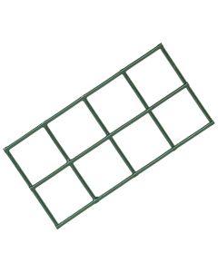 1.5 X 1.5 X 12.5G X 30 GREEN PVC