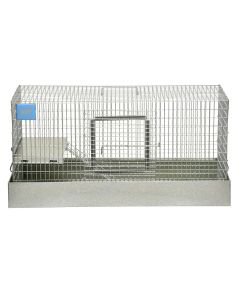 DELUXE RODENT CAGE 12 X 24 X 12