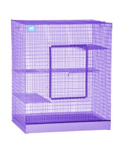 Chinchilla Cage 18 x 24 x 29H Powdercoated