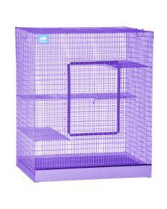 Chinchilla Cage 18 x 24 x 29H Powdercoated