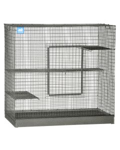 Large Chinchilla Cage 18 x 30 x 29H Powdercoated