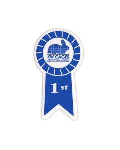 1st Place Blue Ribbon, 100/pk