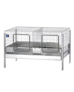 SERIES 3000 Rabbit Cage - 36 X 24 X 14, 2 COMP