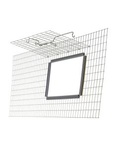 Pass-Thru Partition for Pro Pig Cages