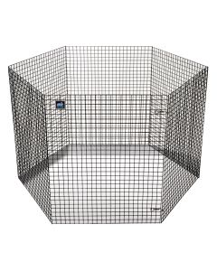 METRO EXERCISE PEN, BLACK PVC 30""