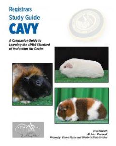 Registrar Study Guide, Cavy