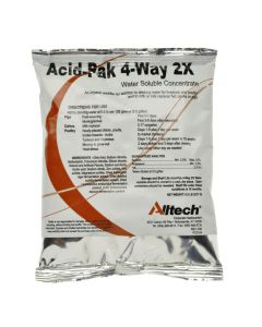ACID-PAK WATER SOLUBLE 8 OZ.