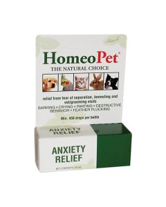 Homeo Pet Anxiety Relief, 15 ml