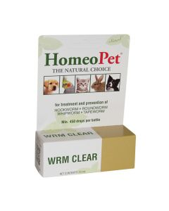 Homeo Pet Worm Clear, 15 ml