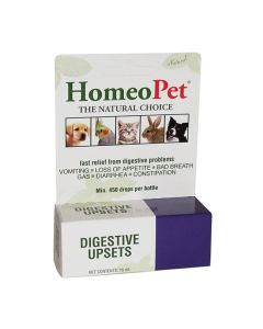 Homeo Pet Digestive Upsets, 15 ml