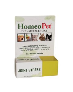 Homeo Pet Joint Stress, 15 ml