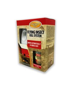 MOSQUITO & FLY CONTROL KIT