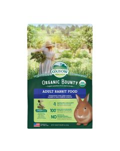 Organic Bounty Adult Rabbit, 3 lb.