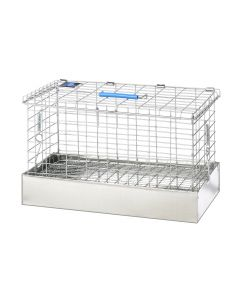 16 X 8 X 10 TRANSPORT CAGE, 1 COMPARTMENT