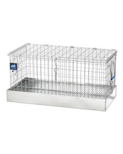 24 X 12 X 12 TRANSPORT CAGE, 1 COMP.