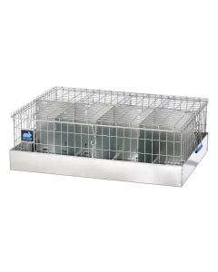 24 x 18 x 8 Adjustable Cavy Transport Cage