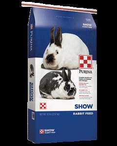 Purina Show Rabbit Feed, 50 lb.