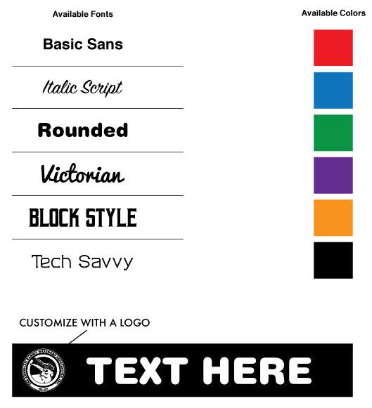 Font/Color Options